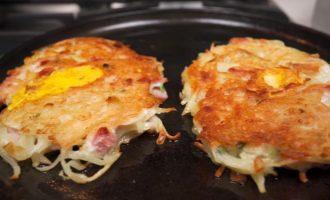 Вкуснейшее блюдо из картошки с яйцом